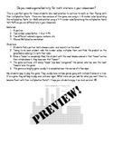 Multiplication Fluency Game Practice
