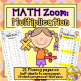 Fact Fluency Multiplication*
