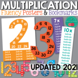 Multiplication Posters, Multiples Posters