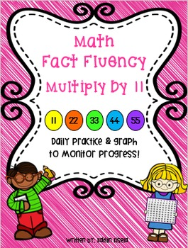 Multiplication Fluency Practice: Multiply by 11