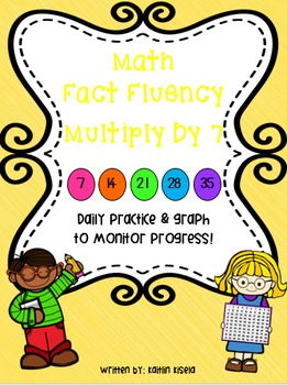 Multiplication Fluency Practice: Multiply by 7