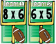 Multiplication Football (Facts to 144)