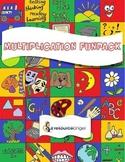Multiplication Fun Pack