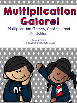 Multiplication Galore