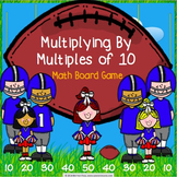 3rd Grade Multiplying by Multiples of 10 Game {3.NBT.3}
