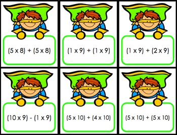 Multiplication Activities: 10 Multiplication Games for Multiplication Facts