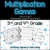 Multiplication Game 2 digit by 2 digit