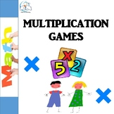 Multiplication Games | Math Games for Multiplication Facts