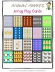 Multiplication Game - Animal Arrays FREEBIE