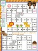 Multiplication and Division Game Boards