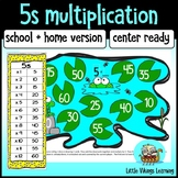 Multiplication Game: Five Times Table Knock out