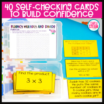 Multiplication Game Fluency within 100 - Grade 3