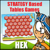 Multiplication Game - Hex - 2 Times Table to 12 Times Table Games