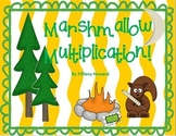 "Multiplication Game - ""Marshmallow Multiplication"""