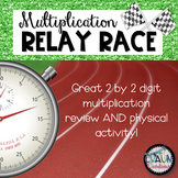 Multiplication Game - Relay Race