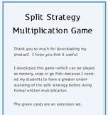 Multiplication Game Split Strategy