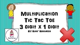 Multiplication Game Tic Tac Toe