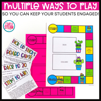 Multiplication and Division Fluency Building