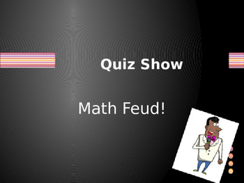Multiplication Game _ powerpoint
