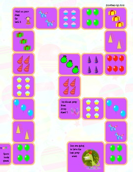 Multiplication Game for Tables 2, 3, 4, and 6