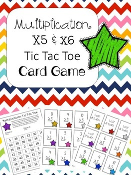 Multiplication Game x5 and x6