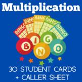 Multiplication Games | BINGO