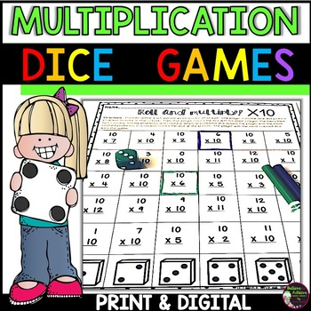 Multiplication Games (2's to 12's)