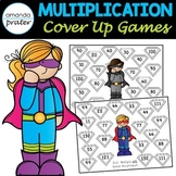 Multiplication Fluency Games