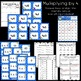 Multiplication Games/Activities/Worksheets (Multiply by 3, 4, & 6)