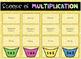 Multiplication Games Bundle