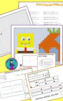 Print and Go Multiplication Games