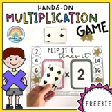 Multiplication Games - Times table games - Freebie