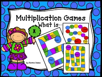 Multiplication Games, What is...