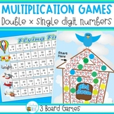 Double Digit Multiplication