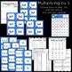 Multiplication Games/Activities/Worksheets (Multiply by 2, 5, & 10)