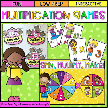 Multiplication Games and Centres
