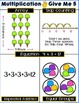 Multiplication Give Me 5 - FREE Poster and Worksheet