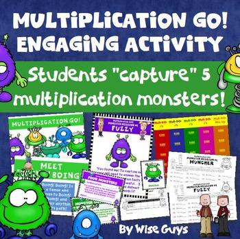 Multiplication Go!