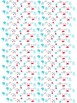 Multiplication Go Fish Cards: x6