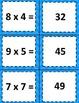Multiplication Go-Fish STAAR TEK: 3.4F