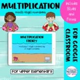 Multiplication Google™ Classroom | Ocean