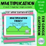 Multiplication Google™ Classroom | Spring