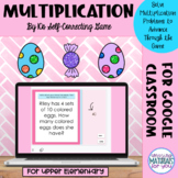 Multiplication Google™ Slides | Easter Game