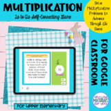 Multiplication Google™ Slides | Spring Game