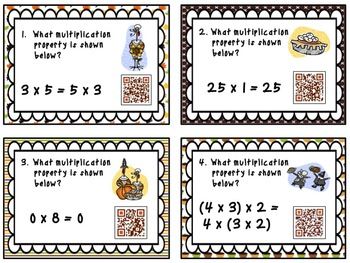 Multiplication - Grade 5 Thanksgiving for the Common Core