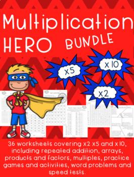Multiplication HERO Bundle x2 x5 x10