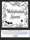 Multiplication Halloween Stories