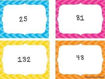 Multiplication Headbands Game