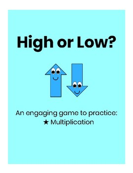 Multiplication High or Low
