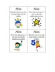 Multiplication Hint Cards